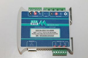 Dts 310 Line Powered 3 Phase Energy Sub meter