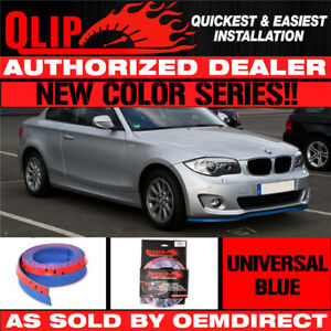 For Type 1 Blue Quick Lip Bmw Universal All Sides Combo 4pc Ez 100 Inch Trim