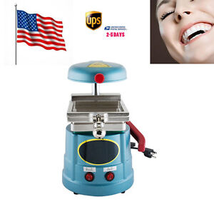 From Usa Vacuum Forming Molding Plywood Machine Dental Care Lab 110v 220v