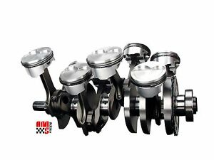 4 Forged Rotating Assembly W Srp Dish Pistons For Chevrolet Ls2 Lq4 Lq9 6 0l