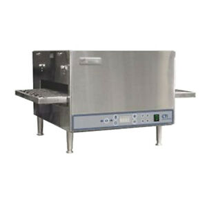 Lincoln V2500 2 Countertop Electric Double Stack Ventless Conveyor Oven