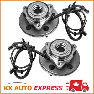 2x Front Wheel Hub Bearing Assembly For Ford Explorer 2002 2003 2004 2005