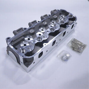 Ford Racing M 6049 C3l Engine Cylinder Head Yates Racing 67cc Chamber Bare Each