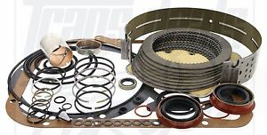 Dodge A727 Transmission Rebuild Less Steel Kit Tf8 Level 2