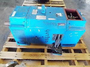 Reliance Electric 60 Hp Motor 240 Volt 1150 2400 Rpm used