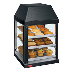Hatco Mdw 1x 470 Watt 1 Door Mini Display Warmer With 3 Magnetic Shelves