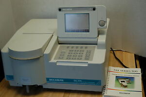 Beckman Du 530 Uv vis Spectrophotometer Ultraviolet Visible Photometer Du530 19