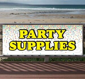 Party Supplies 3 Advertising Vinyl Banner Flag Sign Many Sizes Available