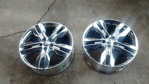 Used 20 Inch Ford Edge Rims