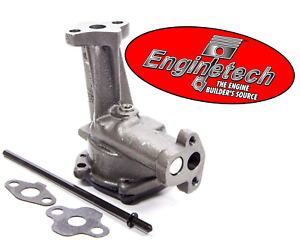 High Volume Hv Engine Oil Pump W Hd Drive Shaft For Ford Sbf 289 302 5 0l