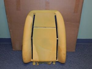 New Oem 2003 2004 Ford Mustang Front Right Seat Back Rest Cushion Pad Mach 1