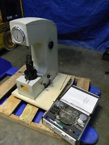Rockwell Hr 150a Dial Hardness Tester A b c Scale Bench Top For Parts repair