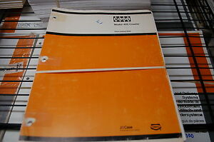 Case 450 Tractor Bulldozer Crawler Parts Manual Book Catalog Spare List 1973