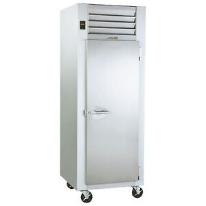 Traulsen G12010 Hinged Right Full Door 1 Section Reach in Freezer