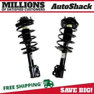 Front Complete Strut Coil Spring Assembly Pair 2 For Dodge Neon Plymouth Neon