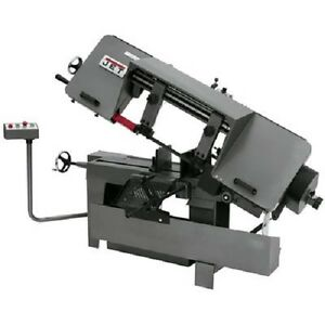 Brand New Jet 10 x14 Horizontal Mitering Band Saw 414479 Due In Stock 3 9 21