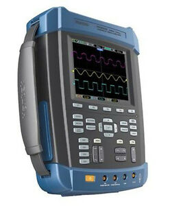 Dso8072e 70mhz 2ch 1gs s Oscilloscope recorder dmm Spectrum Analyzer frequency
