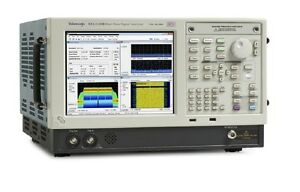 Tektronix Rsa5115b 15 Ghz Real Time Spectrum Analyzer