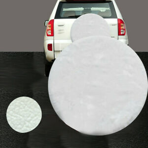 15 Spare Tire Cover Wheel Protection White For Toyota Rav4 Tire Cover 28 29