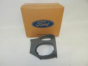 New Oem 2000 2003 Ford Focus Front Left Driver Dash Panel Trim Bezel Gray Piece