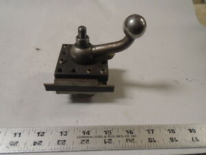 Machinist Mill Lathe Machinist Grand Germany Turret Tool Post For Lathe 2 1 2