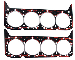 Stock Engine Cylinder Head Gaskets Set For Chevrolet 350 5 7l V8 7733