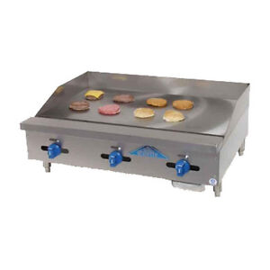 Comstock Castle Fhp30 30 30 Countertop Gas Griddle