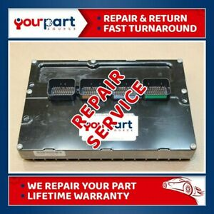 repair Service 2005 2006 Jeep Wrangler Tj 2 4l 4 0l Ecu Pcm Engine Computer