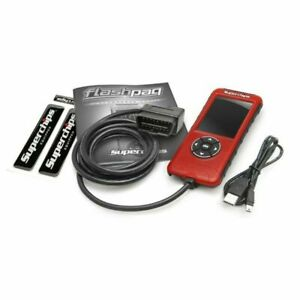 Superchips Flashpaq F5 Programmer Tuner 1999 2016 Ford F 150