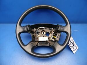 92 96 Prelude Oem Steering Wheel W Cruise Control Switch Stock Factory Blue