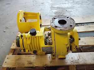 Blackmer Frs Pump 2 X 3 6 W adapter 125 Gpm Imp Dia 4 625 used