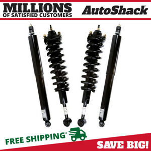 Front Complete Strut And Rear Shock Set For 2005 2013 2014 2015 Toyota Tacoma