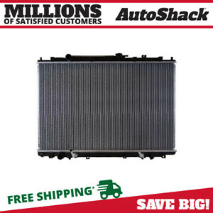New Radiator For 03 04 Honda Pilot 01 02 Acura Mdx 2417 Aluminum Core Cooling