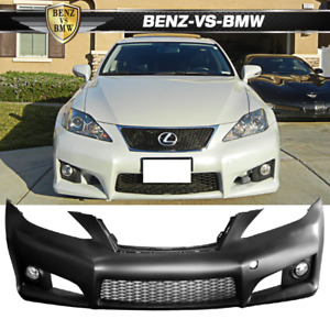 Fits 06 08 Lexus Is Series Is250 Front Bumper Conversion Cover With Foglight Pp