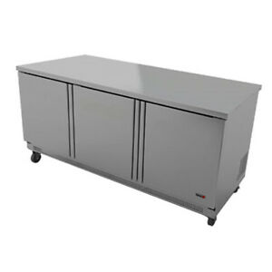 Fagor Fwr 72 72 Three Section Work Top Refrigerated Counter