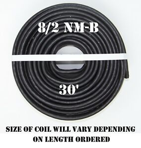 8 2 Nm b 30 romex Non metallic Jacket Copper Electrical Wire 3 Wire