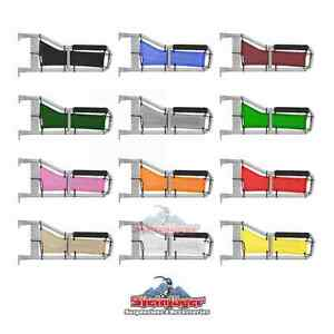Front Tube Door Covers For Jeep Wrangler Tj 1997 2006 15 Colors Steinjager