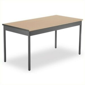 Ofm 60 Utility Table In Maple
