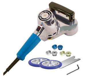Cyclo Toolmakers 80 112 C Pg Model 5 Pro Mark Ii Dual Head Orbital Polisher