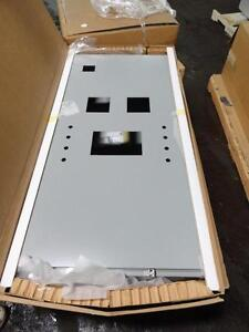 Hoffman Electrical Enclosure Box With Back Panel new Unused Model A60h36clp