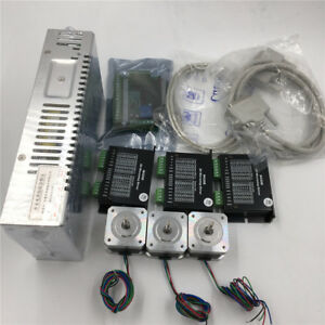 Nema17 3axis Stepper Motor Driver Kit 0 75nm L63mm 1 5a 5axis Board Supply Set