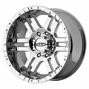 Moto Metal Mo951 Rim 16x8 8x6 5 Offset 0 Chrome Quantity Of 1
