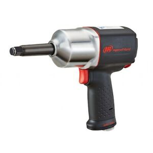 1 2 Composite Quiet Impact Wrench With 2 Extended Anvil Irt2135qxpa 2 New