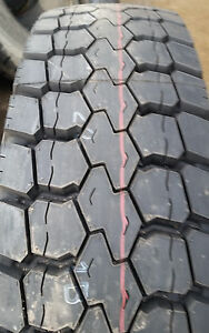 4 Tires 255 70r22 5 Tires Rlb1 Rear 16pr Tire 255 70 22 5 Double Coin 25570225