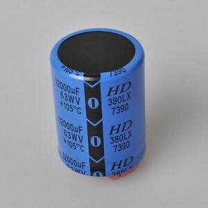 4pins 12000uf 12000mfd 63v Electrolytic Capacitor