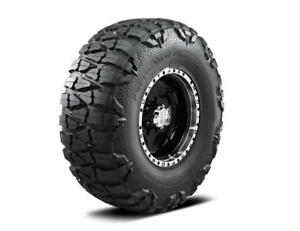 Set Of 5 Nitto Mud Grappler Extreme Terrain Tires 35x14 00 15 Radial 200580