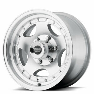 American Racing Ar23 16x8 8x170 Offset 0 Machined With Clearcoat Quantity Of 1