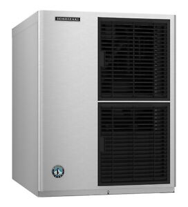Hoshizaki Km 350maj Cube style Ice Maker 489 Lb Ice Production