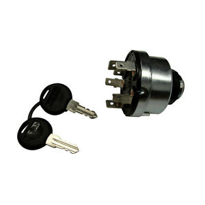 1100 0979 Ignition Switch For Many Ford New Holland 3830 4330 4430 Td60d Tn75f