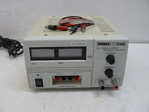 Tenma 72 6628 Dc Regulated Triple Power Supply